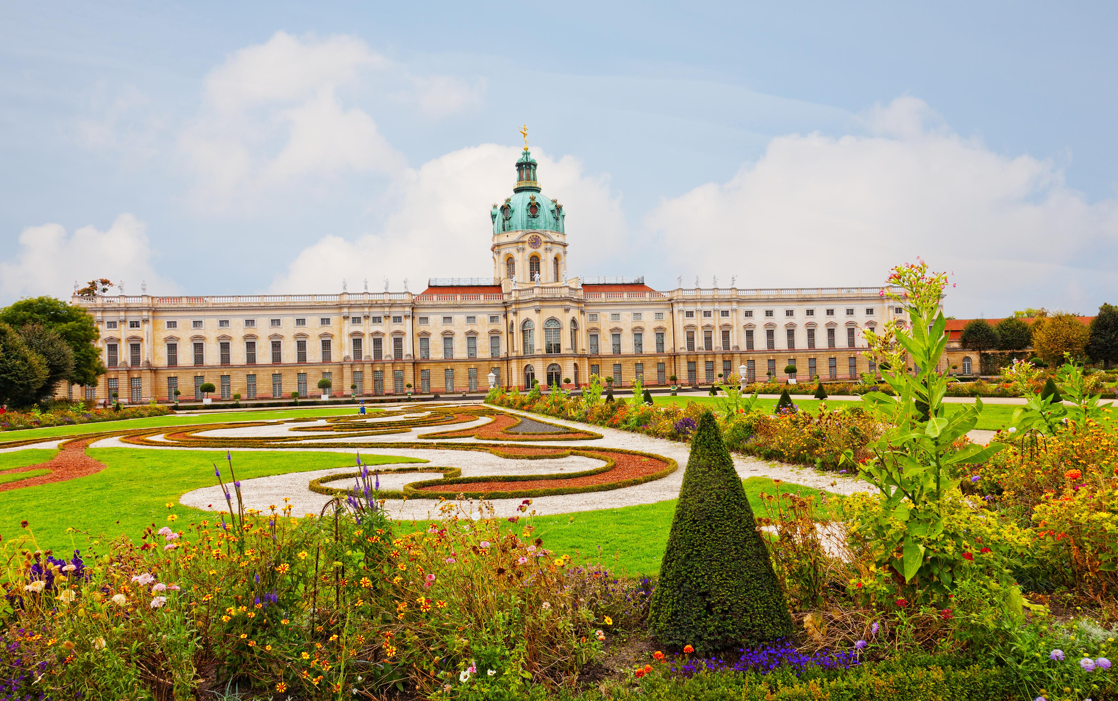 Resultado de imagen de charlottenburg palace